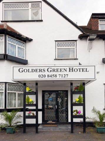 golders green hotel london