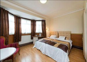 golders green hotel rooms image
